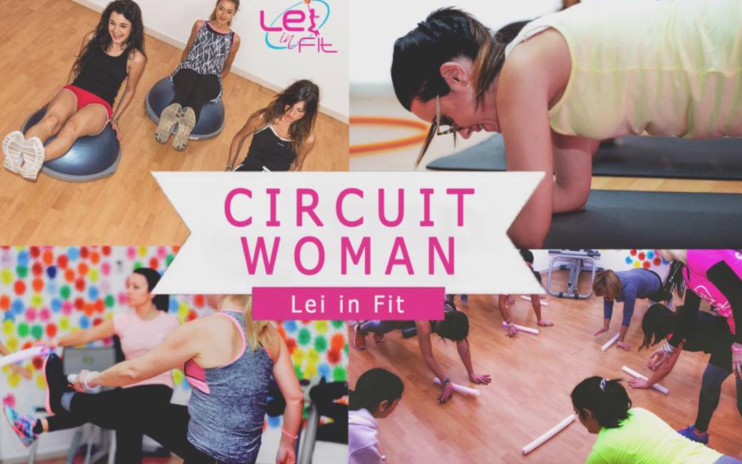 Scopri l'allenamento Circuit Training Lei in Fit (Parte 2)
