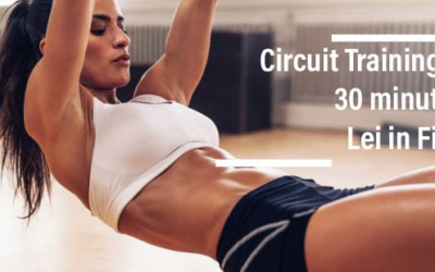Scopri l'allenamento Circuit Training Lei in Fit (Parte 3)